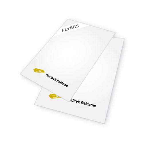 Tryk eller print af flyers