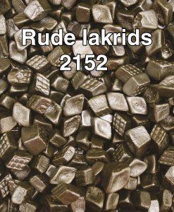 Rude lakrids 2152