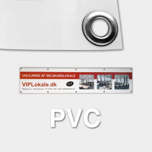 Banner print PVC