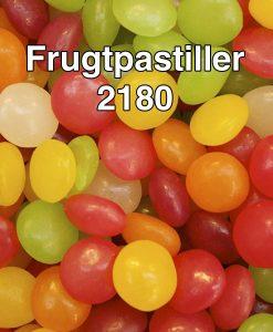Frugtpastiller 2180