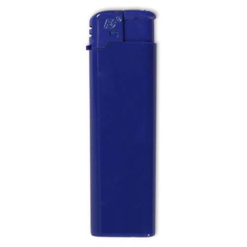 Blå FC Elektron lighter med tryk