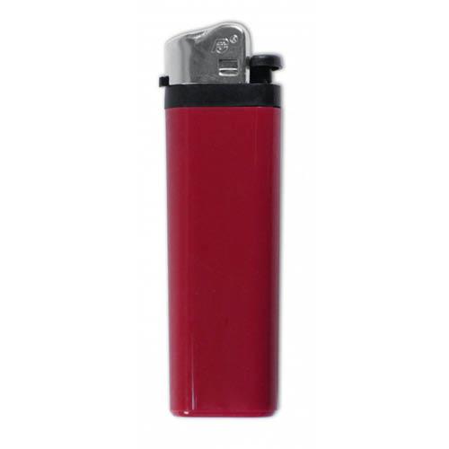 Rød FC M3L lighter med tryk