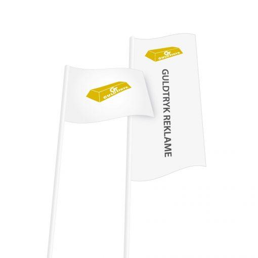 Reklame og firmaflag Logo-flag