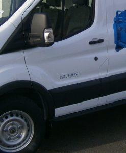 CVR-nummer til køretøjer