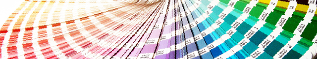 Pantona farver