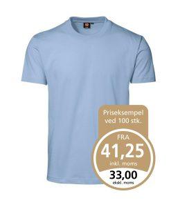 GAME T-shirt lys blå