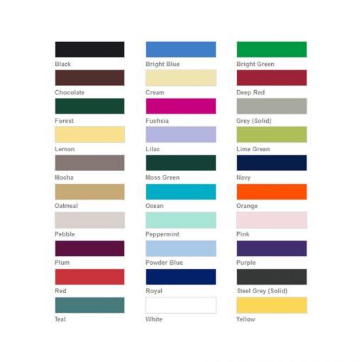Luksus badehåndklæde farver