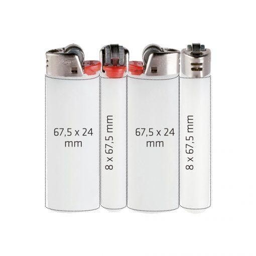 BIC J26 Digital Lighter