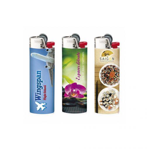 BIC J26 Digital Lighter med tryk