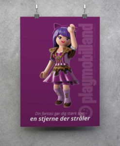 Plakat - Playmobil Viona - 2001